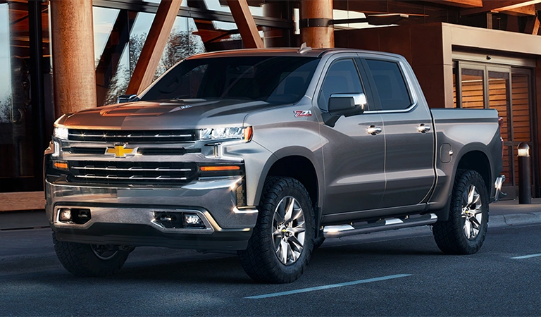 new 2020 chevrolet silverado 1500 crew cab short box 2 wheel drive lt all star edition Chevrolet Truck Images