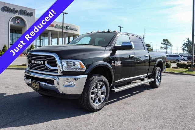 new 2018 ram 2500 limited crew cab 4×4 64 box Dodge Ram 2500 Limited