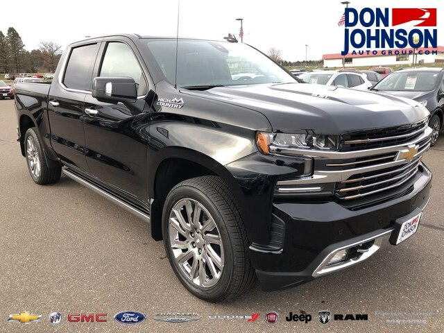 new 2019 chevrolet silverado 1500 high country 4wd Chevrolet High Country