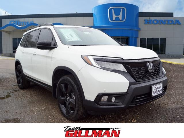 new 2020 honda passport elite with navigation awd Honda Passport Pictures