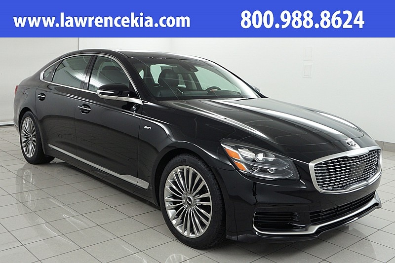 new 2020 kia k900 4d sedan luxury vip with navigation Kia K900 Luxury Vip Package