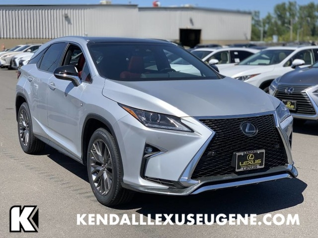 new 2020 lexus rx rx 350 f sport all wheel drive suv Pictures Of Lexus Rx 350