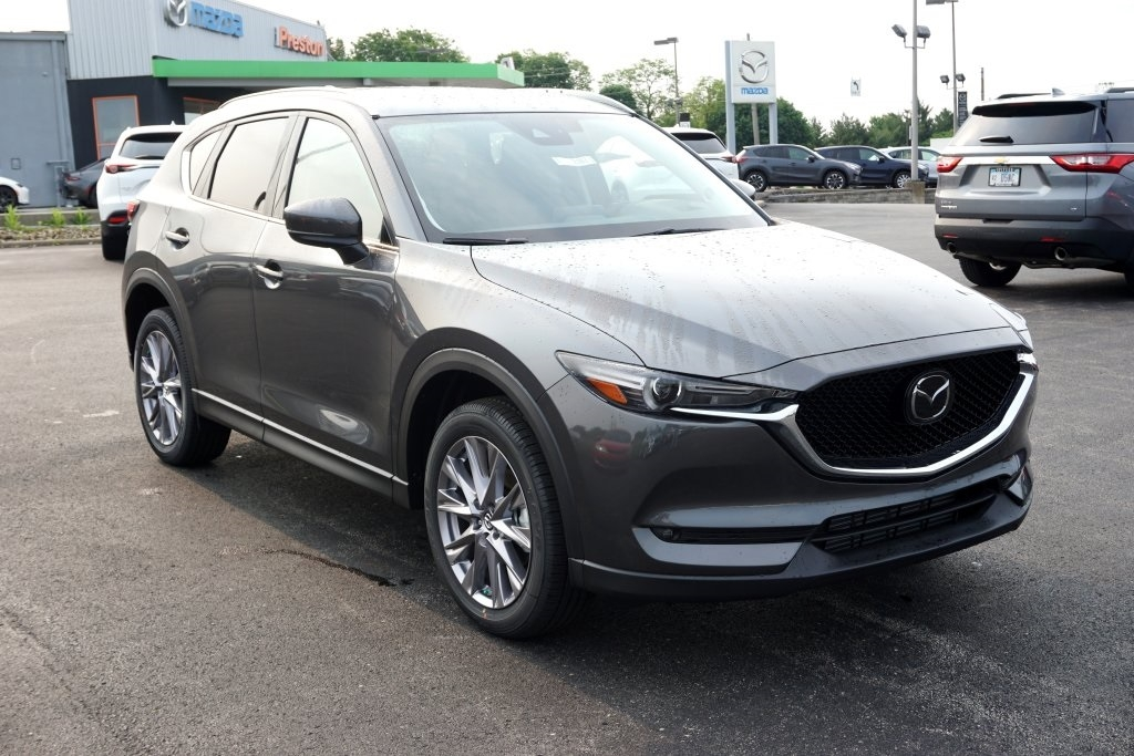 new 2020 mazda cx 5 grand touring reserve with navigation awd Mazda Cx5 Grand Touring
