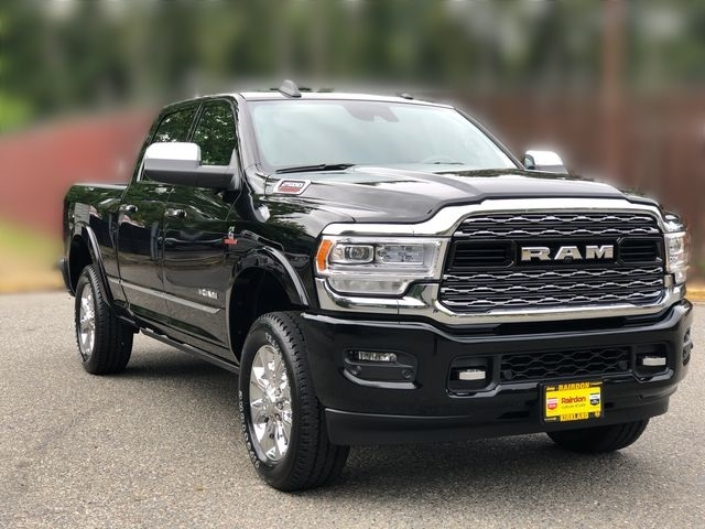 new 2019 ram 2500 limited crew cab 4×4 64 box Dodge Ram 2500 Limited