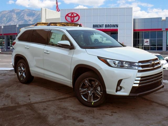 new 2020 toyota highlander limited platinum awd sport utility Toyota Highlander Limited Platinum