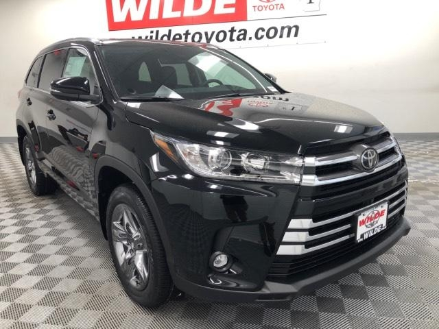 new 2020 toyota highlander limited platinum v6 awd sport utility with navigation awd Toyota Highlander Limited Platinum
