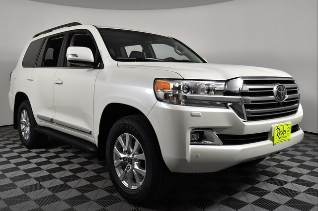 new 2019 toyota land cruiser v8 with navigation 4wd Toyota Land Cruiser V8