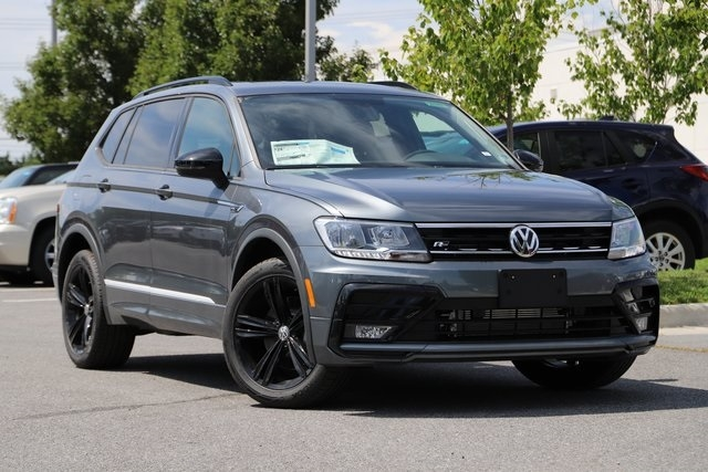 new 2019 volkswagen tiguan 20t sel r line 4motion awd 4d sport utility Volkswagen Tiguan R Line