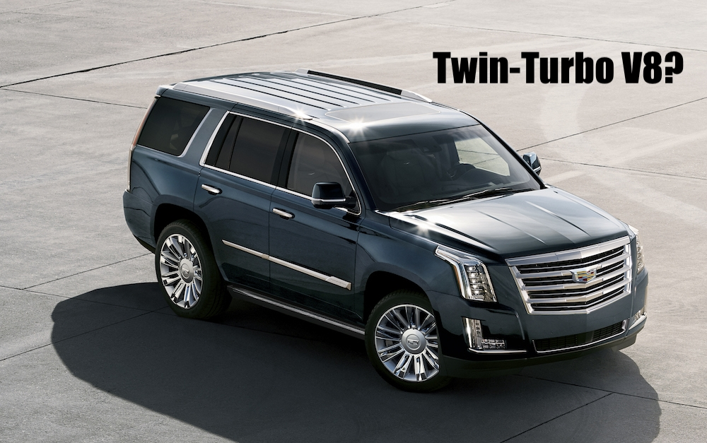 new 2020 cadillac escalade twin turbo 500 hp v8 and Cadillac Escalade Reveal
