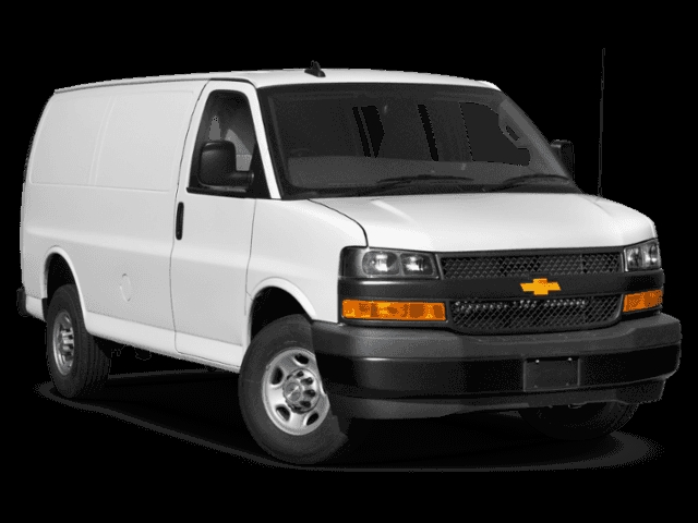 new 2020 chevrolet express cargo van work van Chevrolet Full Size Van