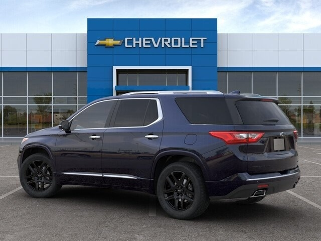 new 2020 chevrolet traverse premier with navigation awd Chevrolet Traverse Premier
