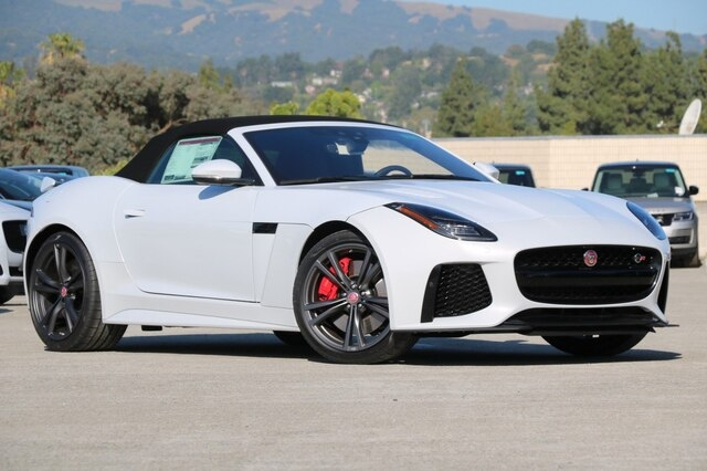 new 2020 jaguar f type svr with navigation awd Jaguar F Type Convertible