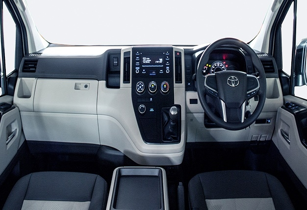 new era for toyota quantum sas people mover receives a new New Toyota Quantum Interior