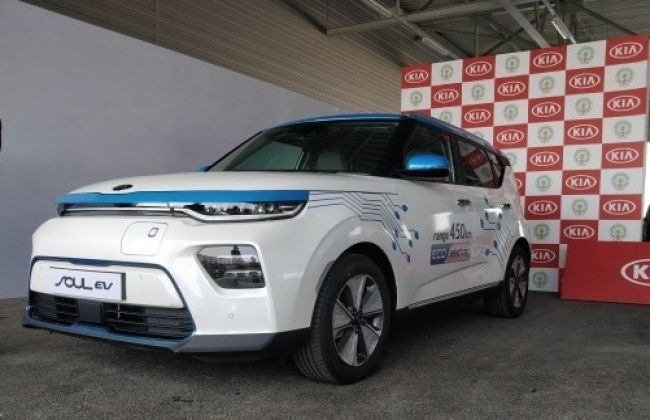 Permalink to Kia Electric Cars In India