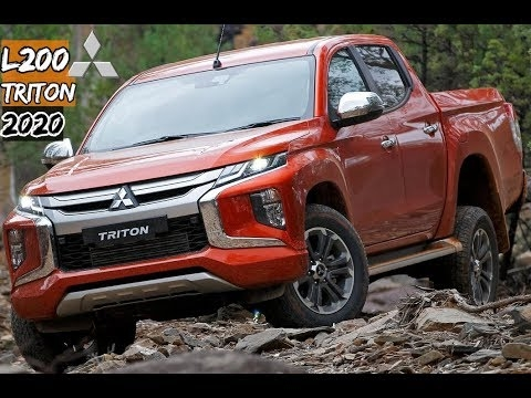 new mitsubishi l200 triton 2020 top sounds Nova Mitsubishi L200 Triton