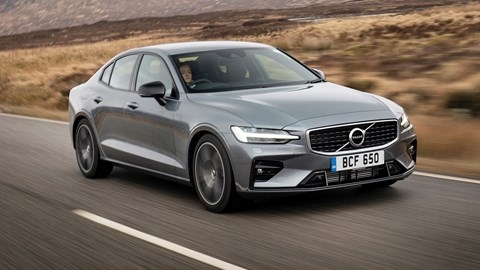 new volvo s60 review the best of the rest car magazine Volvo S60 Ride Quality