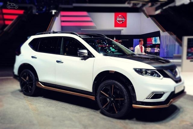 next gen 2020 nissan x trail to be more modernized nissan Nissan X Trail Next Generation
