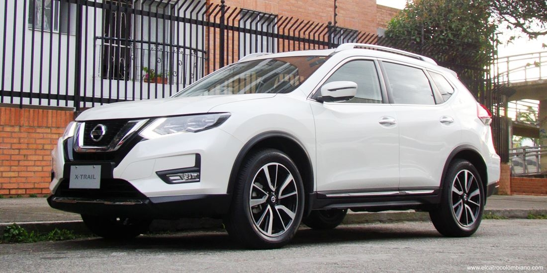 Nissan X Trail Colombia