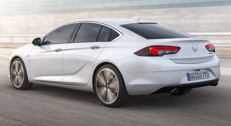 nouvelle opel insignia grand sport 2020 infos et photos Nouvelle Opel Insignia