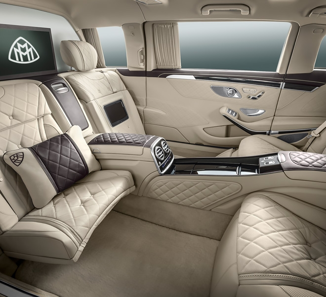 personal fortress mercedes maybach s600 pullman guard Mercedes Maybach S600 Pullman Guard
