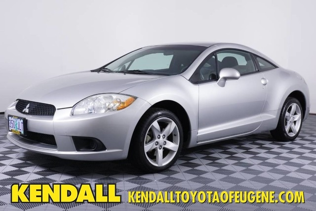 pre owned 2009 mitsubishi eclipse gs front wheel drive coupe Mitsubishi Eclipse Coupe