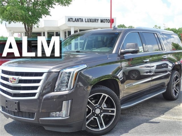 pre owned 2020 cadillac escalade esv luxury collection 4wd Pre Order Cadillac Escalade