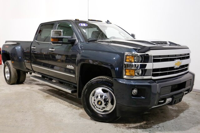 pre owned 2018 chevrolet silverado 3500hd high country 4wd Chevrolet Silverado 3500hd