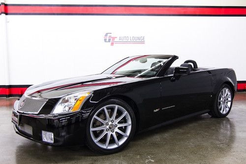 purchase used 2020 cadillac xlr v supercharged roadster 50k Cadillac Hardtop Convertible