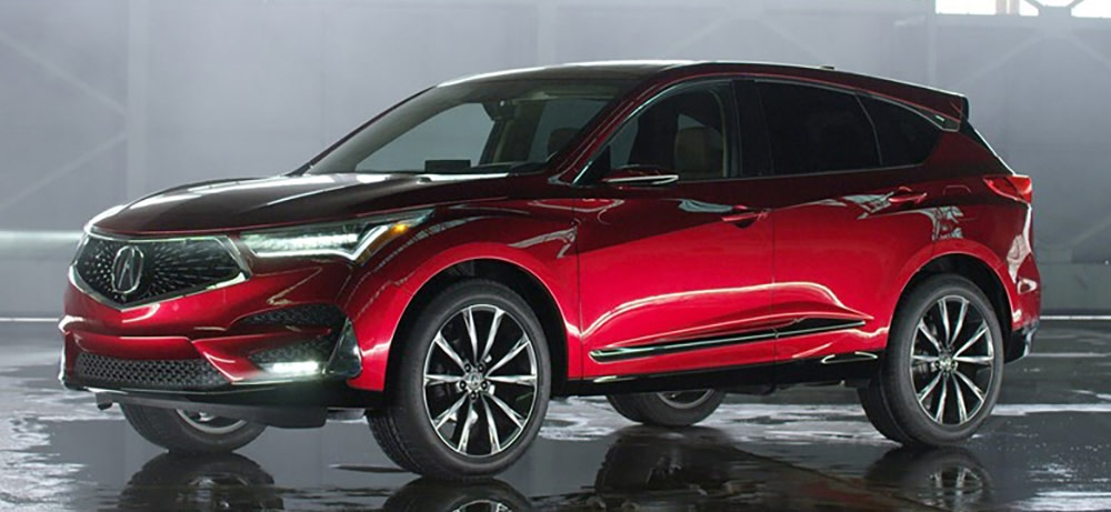 rdx Difference Between 2019 And Acura Rdx
