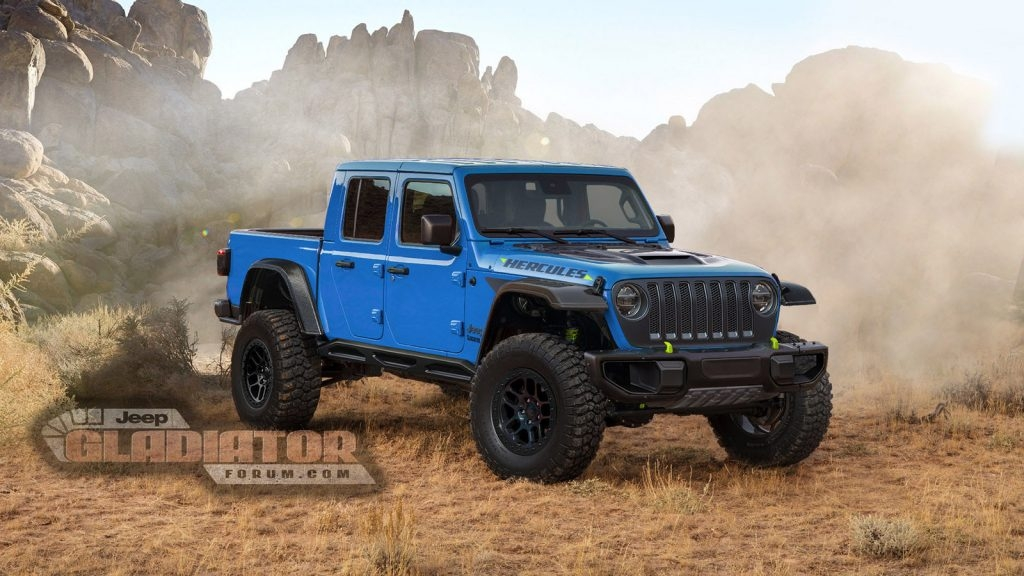 report will there be a jeep gladiator hercules high Jeep Gladiator Gas Mileage