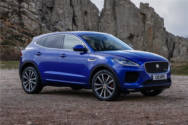 review jaguar e pace 2018 honest john Jaguar E Pace Review Uk