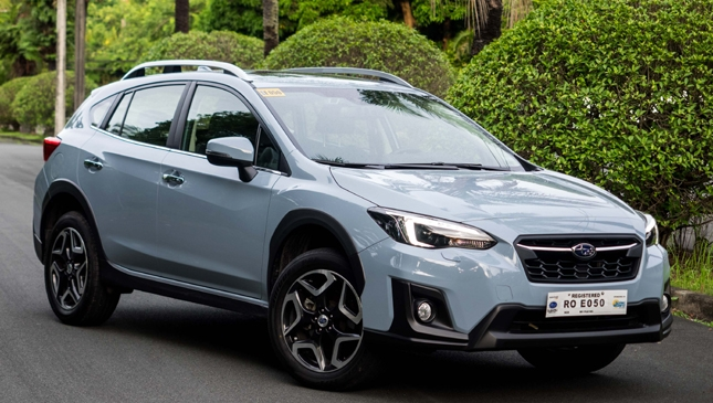 review subaru xv 20i s cvt with eyesight Subaru Eyesight Review