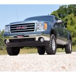 rough country 25 inch suspension leveling kit for the chevy silverado gmc sierra 1500 2wd4wd Gmc Sierra Leveling Kit