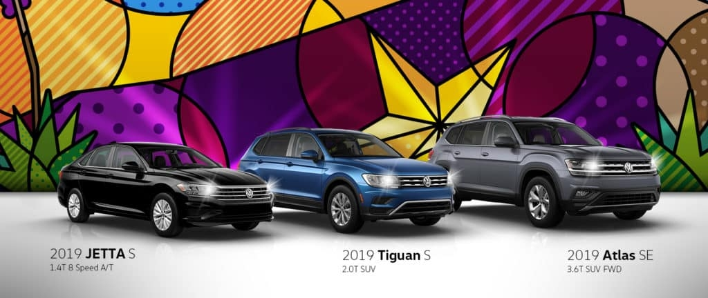 Volkswagen Offers June
