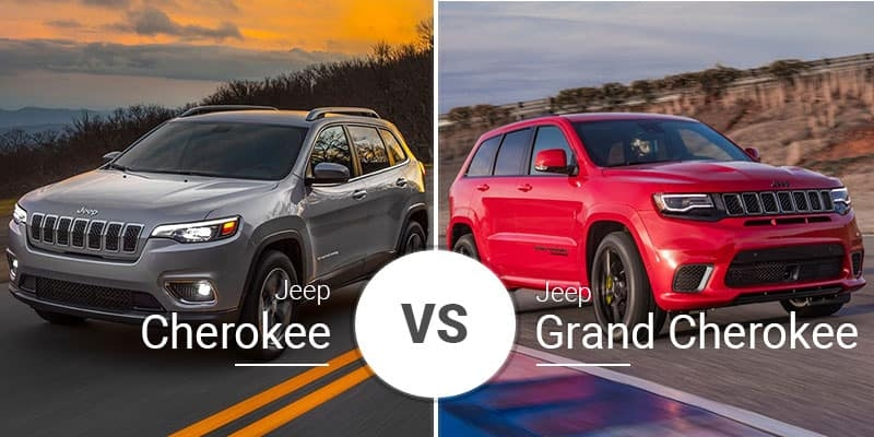 see 2020 jeep cherokee vs 2020 jeep grand cherokee comparison 2020 Vs Jeep Grand Cherokee