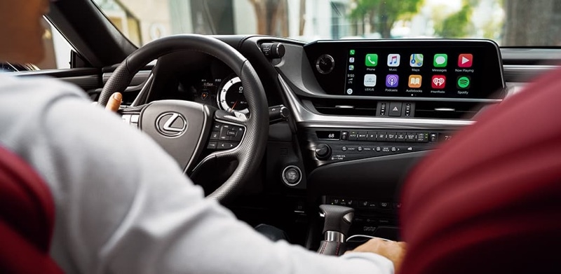 some 2018 lexus vehicles eligible for 199 software update Lexus Models With Apple Carplay