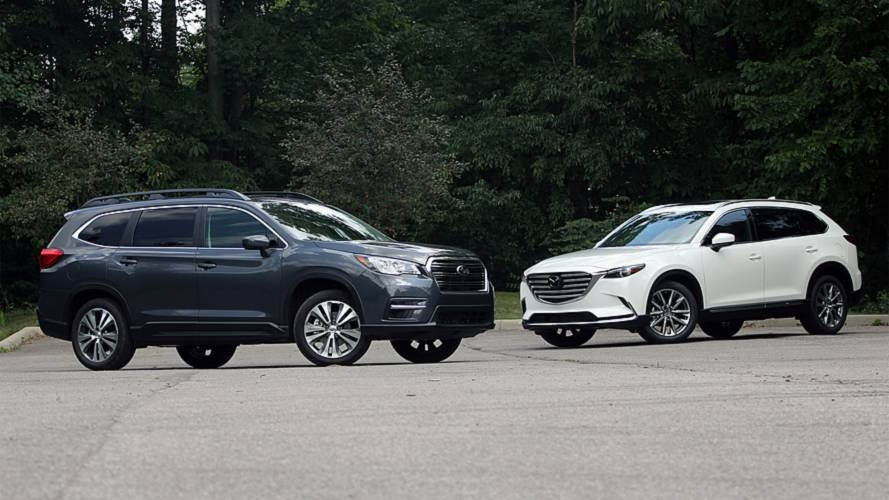 subaru ascent vs mazda cx 9 substance meet style Subaru Ascent Vs Audi Q7