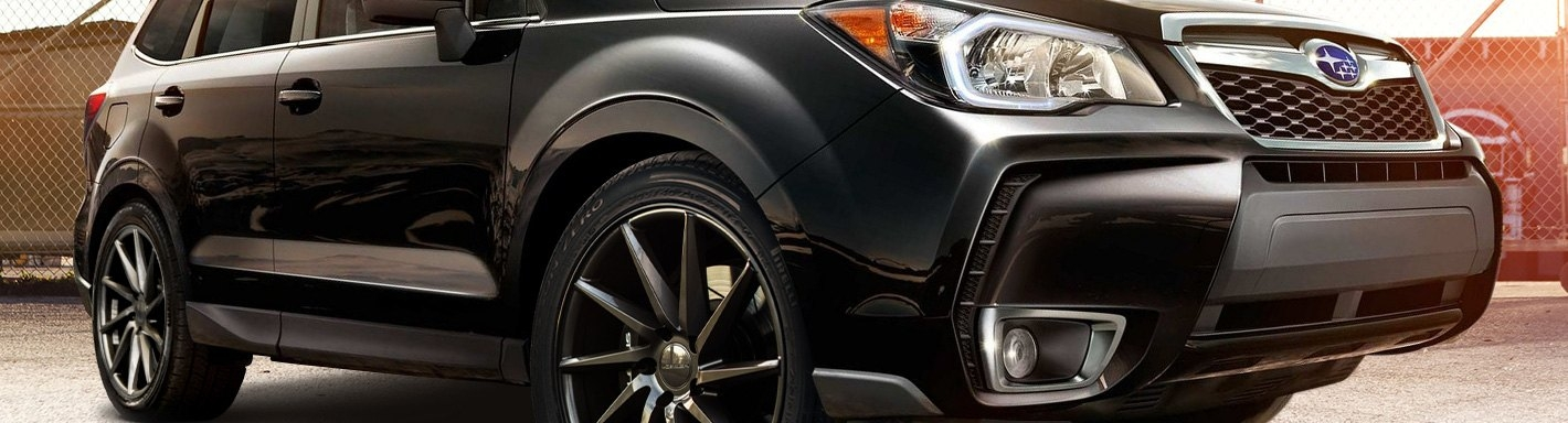 Permalink to Subaru Accessories Forester