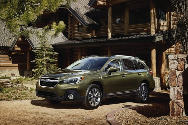 subaru outback new york international auto show Subaru Outback New York