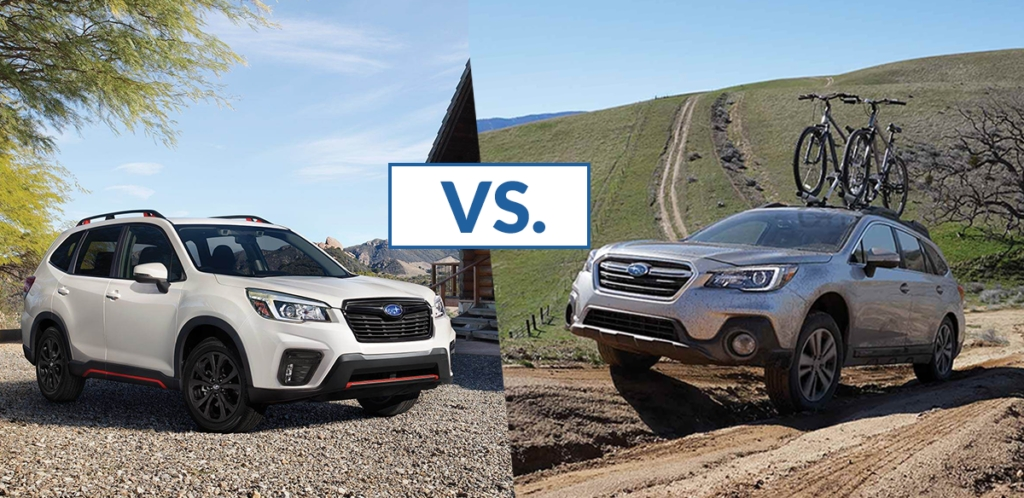 subaru outback vs forester which is best for you Subaru Forester Vs Outback