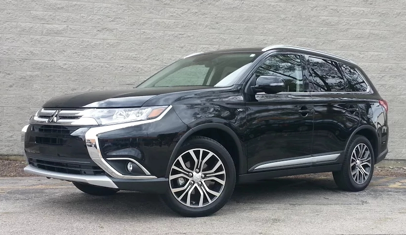 test drive 2016 mitsubishi outlander gt the daily drive Mitsubishi Outlander Gt