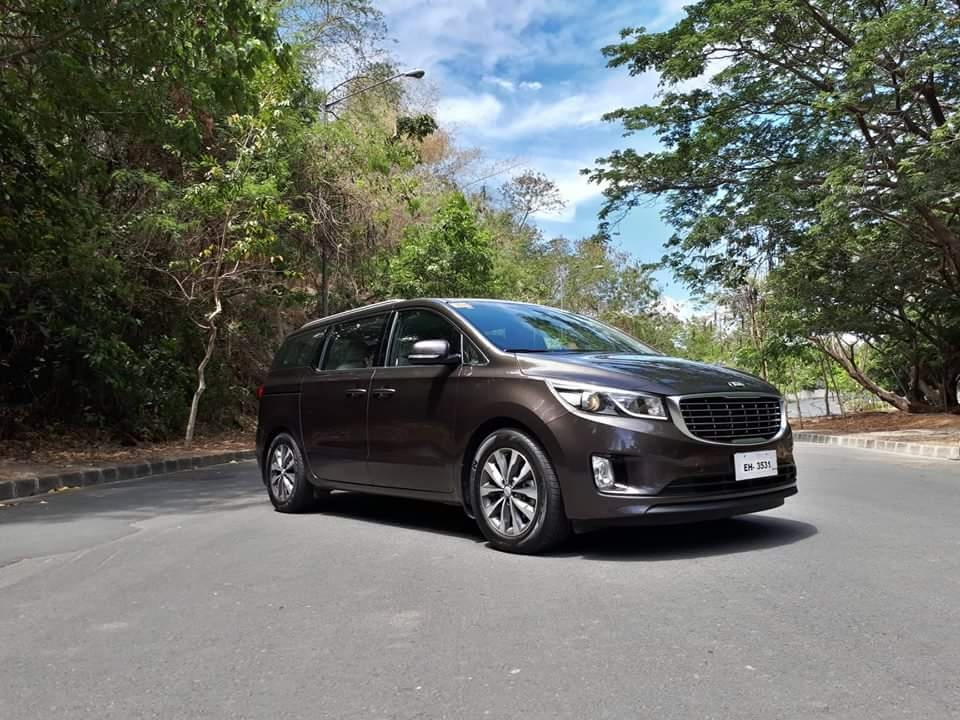 test drive 2018 kia grand carnival big oppa carmudi Kia Grand Carnival Philippines