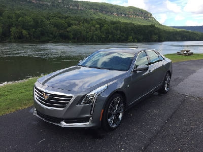 test drive amazing cadillac ct6 drives itself on Cadillac That Drives Itself