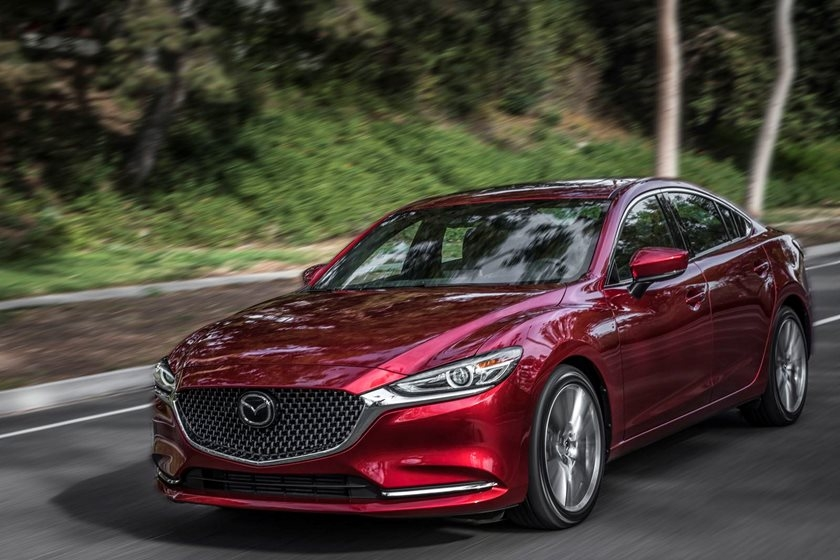 that all wheel drive 2018 mazda6 probably isnt going to Mazda 6 All Wheel Drive