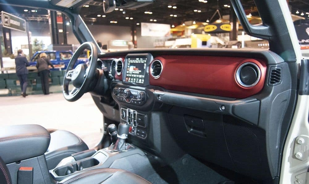 the 2020 jeep gladiator interior wins wardsauto awards Jeep Gladiator Interior