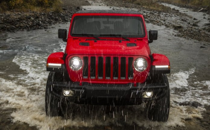 the 2020 jeep wrangler will offer all electric driving Electric Jeep Wrangler