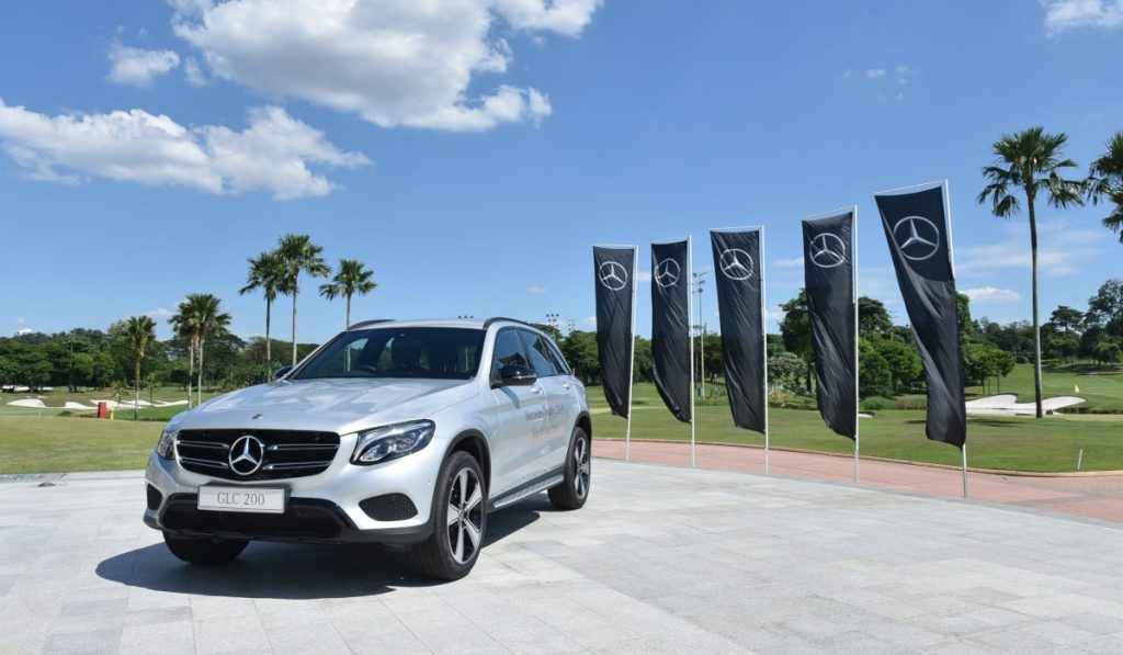 the annual mercedestrophy 2020 returns for another year of Mercedes Trophy Malaysia