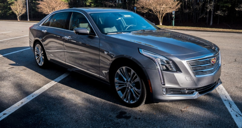 the cadillac ct6 review super cruise is a game changer Cadillac That Drives Itself