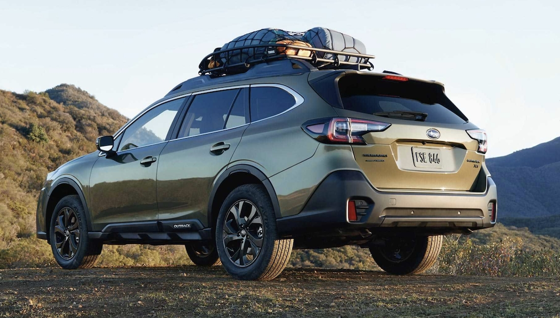 the new subaru outback is finally here and well its kinda All New Subaru Outback