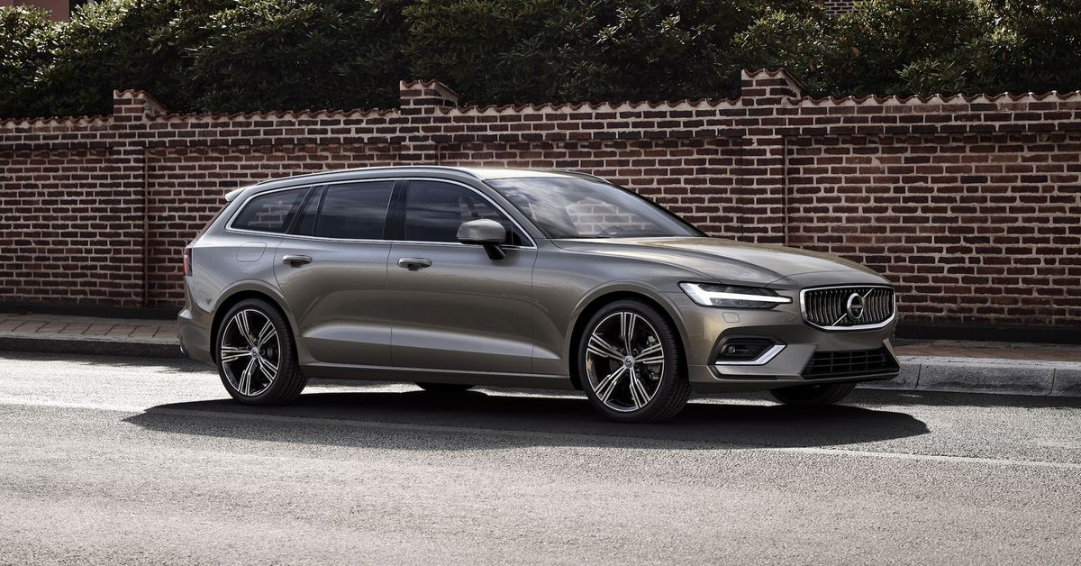 the new volvo v60 is a sleek wagon with more semi autonomy Volvo V60 Us Release Date
